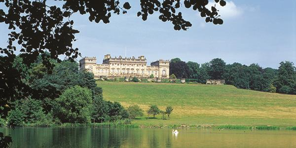 Autumn Fun at Harewood House in Yorkshire