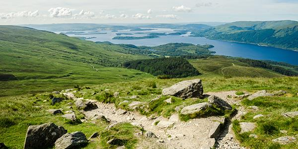 The Great Trossachs Path