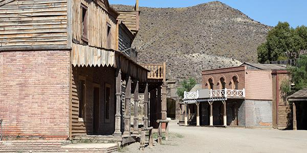 Mini Hollywood in the Tabernas Desert