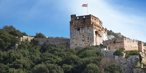 Moorish Castle of Gibraltar, Costa del Sol
