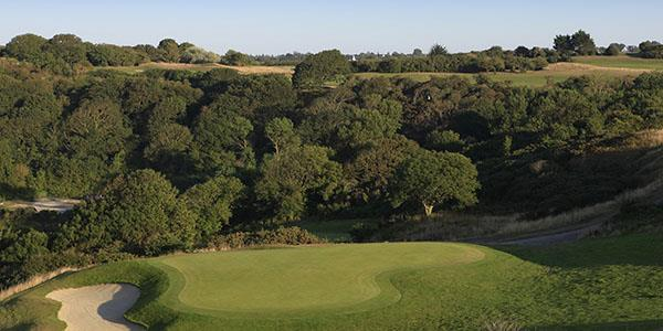 The Cornouaille Golf Club, Brittany