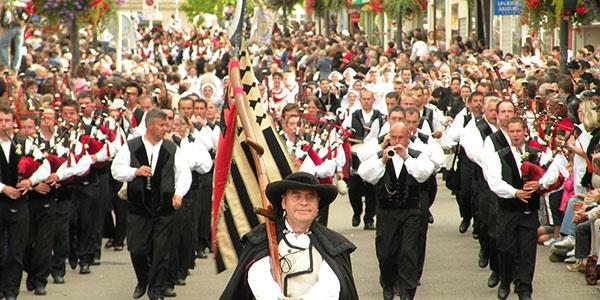 Festival Interceltique - Discover Brittany's rich heritage