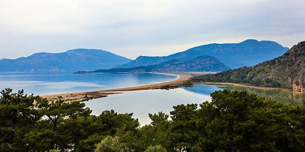 Wildlife, history and culture - enjoy an excursion to Dalyan