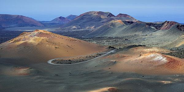 Timanfaya Mountains National Park, Lanzarote