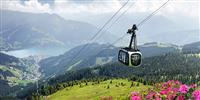 Cable car in Austria