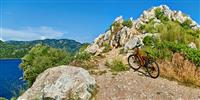 Five top cycle routes in Marmaris