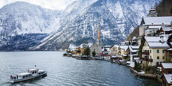 Hallstatt - the oldest village in Austria