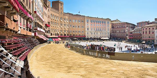 The Palio di Siena returns to Tuscany this weekend