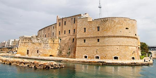 The Old Town of Taranto, Puglia