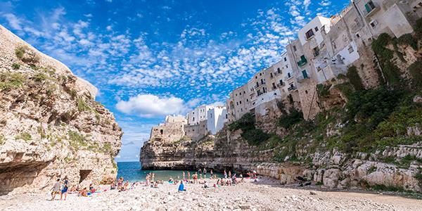 Beach towns of Puglia