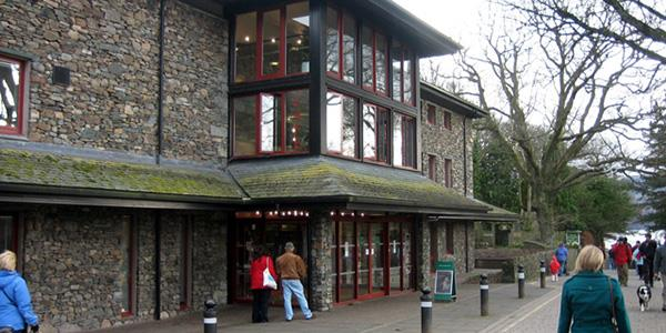 The Theatre by the Lake, Cumbria