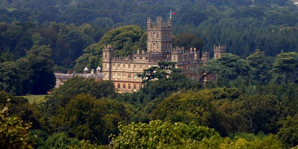 Highclere Castle: worth turning out for