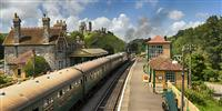 The Swanage Railway: on the trail of Enid Blyton