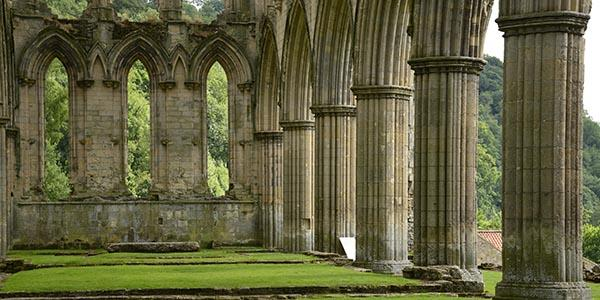 Rievaulx Abbey, North York Moors