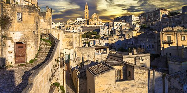 Puglia's incredible ancient cave city