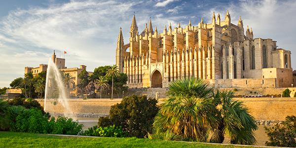 Top 5 Historic Monuments in Majorca