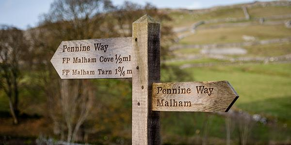 Three great walks in the Yorkshire Dales... with maps!