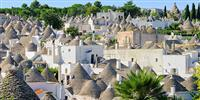 The Trulli of Alberobello: Unique holiday properties in Italy