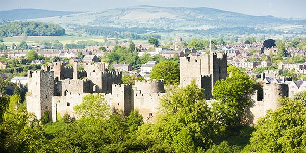 Ludlow, the food capital of Shropshire