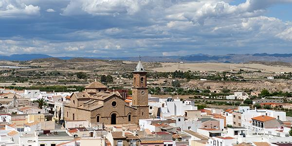 Visit the market town of Turre in Almería
