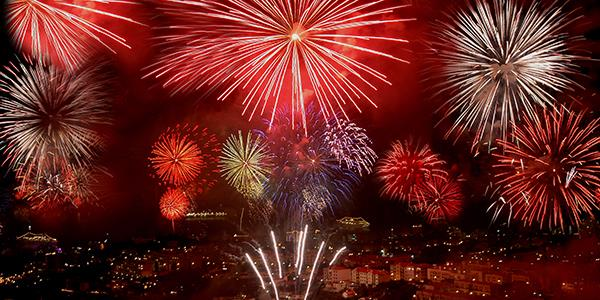 Funchal's Famous Fireworks - see in the New Year in style