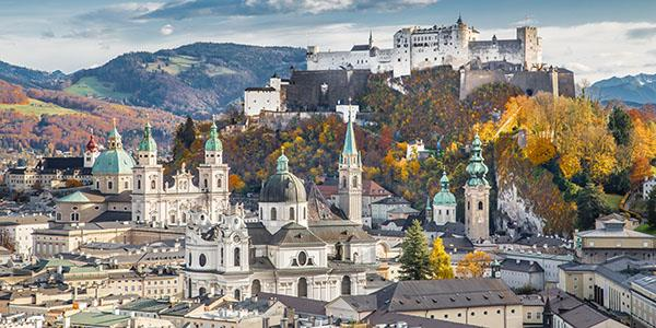 Don't miss these seven historic monuments in Salzburg