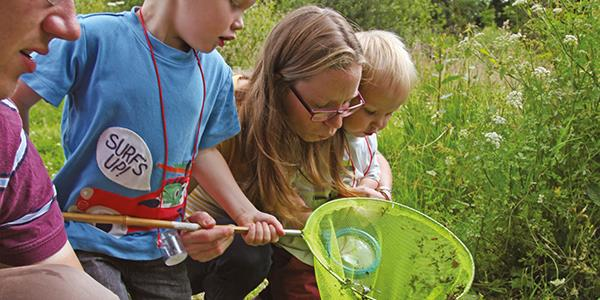 Bond Goes Wild! | Here's how we plan to get kids exploring the great outdoors