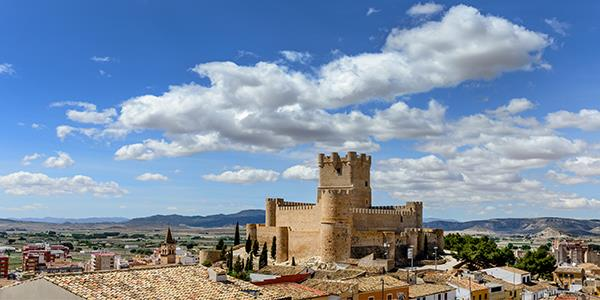 The Castle of Villena
