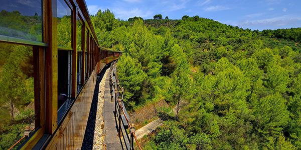 Explore Majorca on a heritage railway
