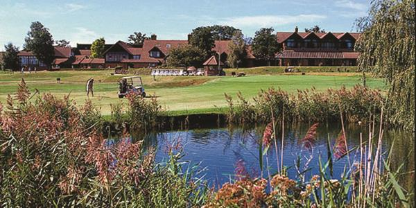 Discover excellent Norfolk golf courses at Barnham Broom