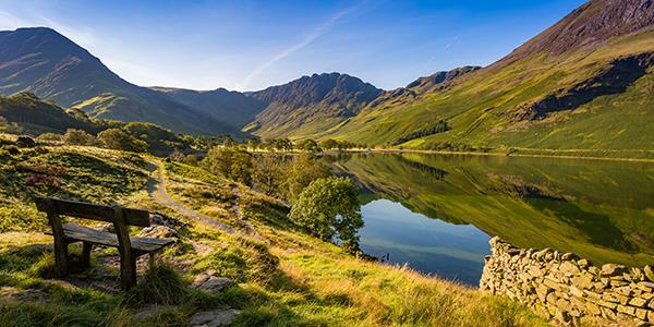 The Lake District becomes a UNESCO World Heritage Site.
