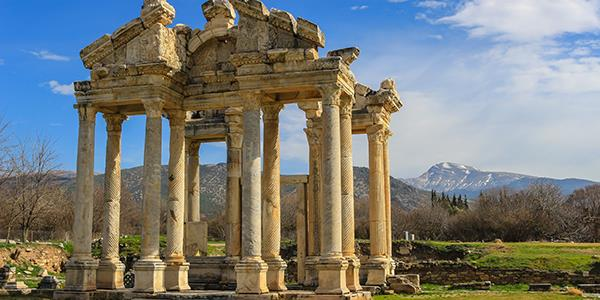 Aphrodisias in Turkey has become a new UNESCO World Heritage Site