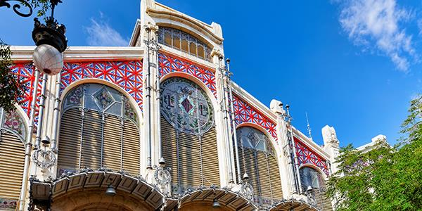 Visit a traditional Spanish Market in Valencia