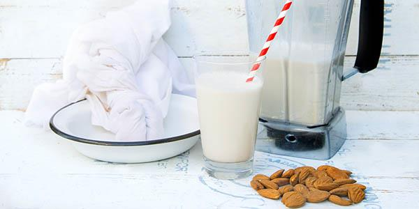 Why making your own almond milk is so fashionable at the moment