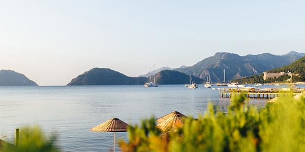 Visit Marmaris National Park and find an ancient hidden cave