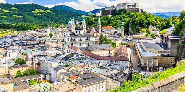 The Salzburg Festival: the finest in classical music and opera, in the finest of cities