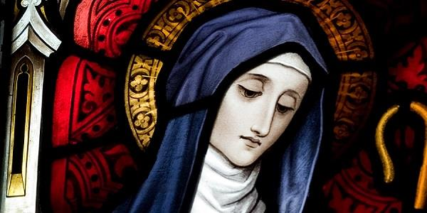 Who was Saint Bride?