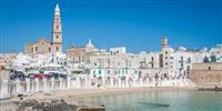 Puglia: within easy reach of the beach