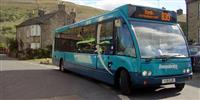 Holidaying at Lodge Yard? Bus it through an 'improved' Swaledale!