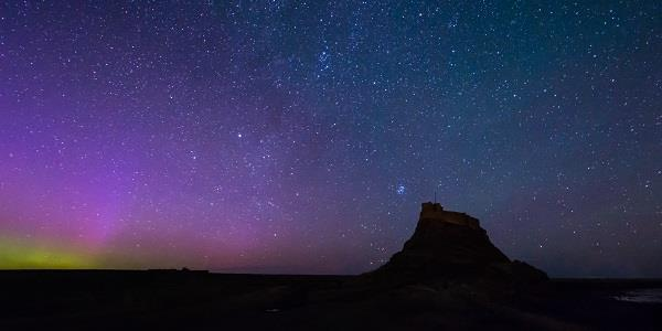 Northumberland's all-year-round celestial lightshow