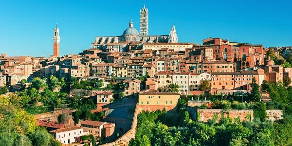 Siena: the medieval masterpiece on Stigliano's doorstep