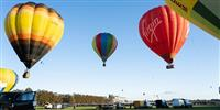 North Yorkshire: balloon goes up on spectacular late-summer festival