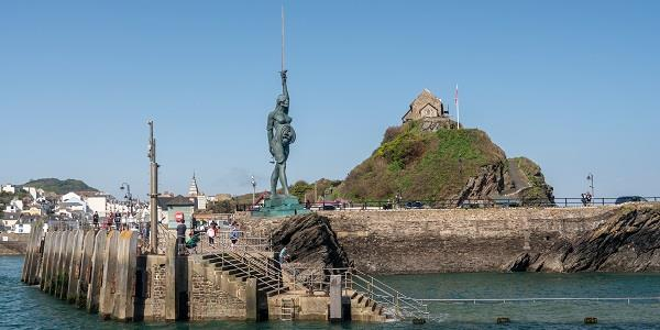 Ilfracombe: where the art is