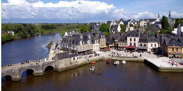 The five most photogenic towns in Brittany