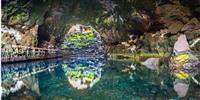 Discover the underground world of Lanzarote