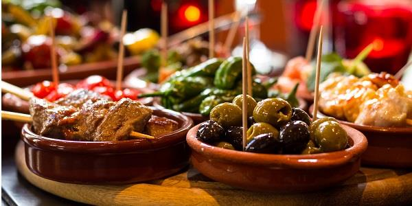 Get a taste for tapas in Almeria