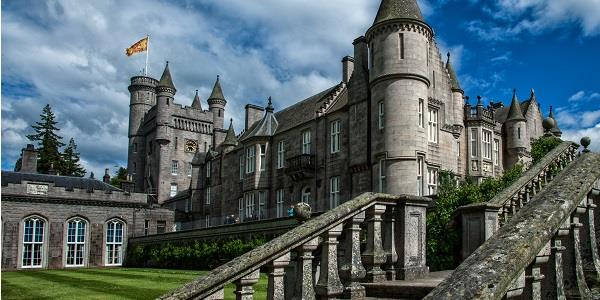 Enjoy a Royal day out at Balmoral Castle