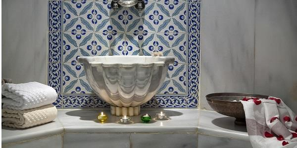 What to expect at a traditional Turkish bath