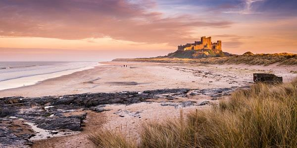 6 reasons we love Bamburgh Castle