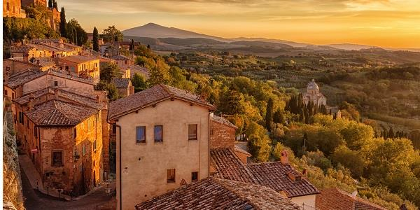 Head in the clouds: 5 stunning hilltop towns in Tuscany